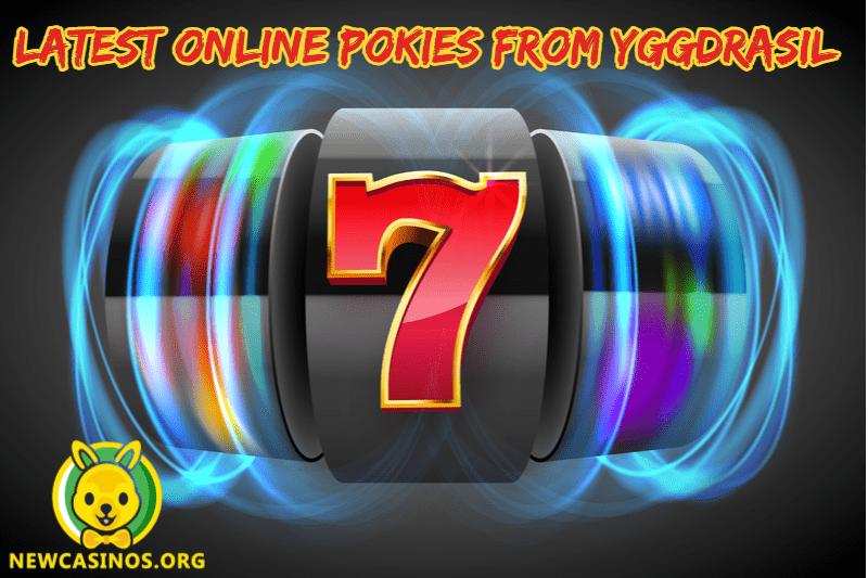 Pokies Online Terbaru Dari Yggdrasil Tahun 2021