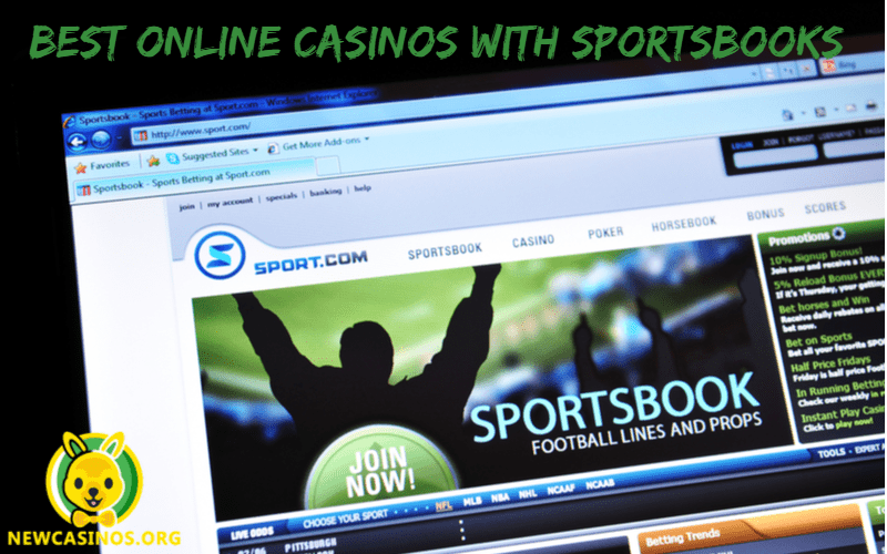 Los mejores casinos en línea con apuestas deportivas 2021 ⋆ NewCasinos