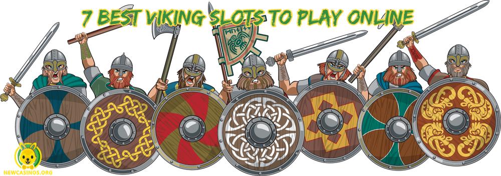 7 Slot Viking Terbaik untuk Dimainkan Online Kasino Baru